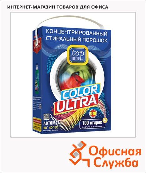фото: Стиральный порошок Top House Color Ultra 4.5кг концентрат