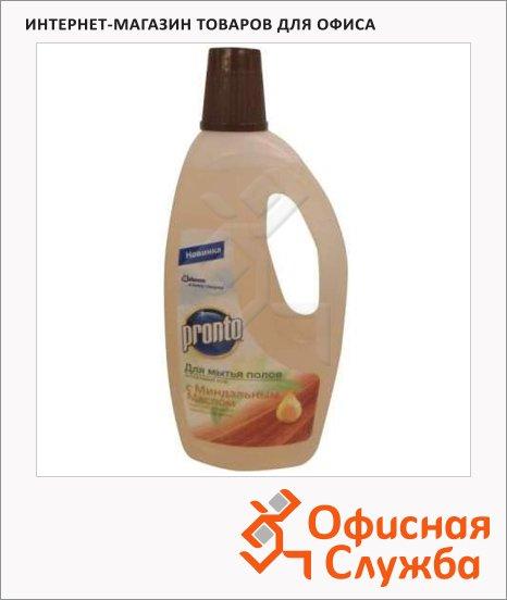 Средство для мытья пола Pronto 750мл, миндаль, жидкость