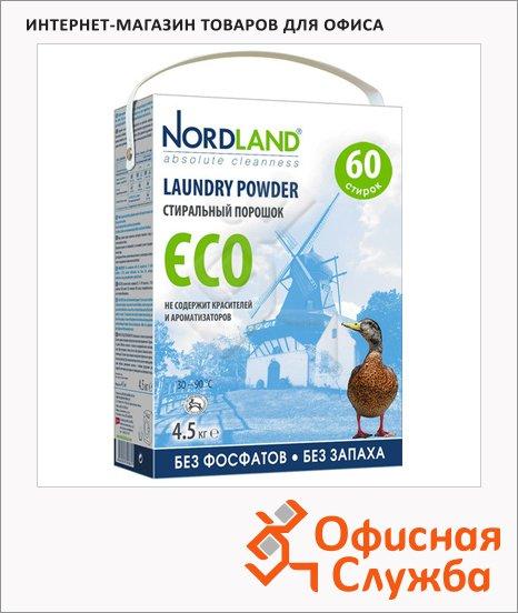 Стиральный порошок Nordland Eco 1.8кг, без фосфатов