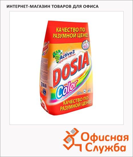 Стиральный порошок Dosia Color 5.5кг, универсальный