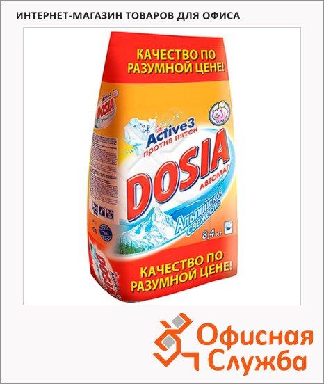 фото: Стиральный порошок Dosia 8.4кг альпийская свежесть, автомат