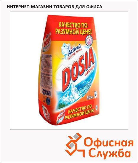 фото: Стиральный порошок Dosia 5.5кг альпийская свежесть, автомат