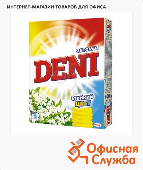 Стиральный порошок Deni 0.4кг, Color, автомат