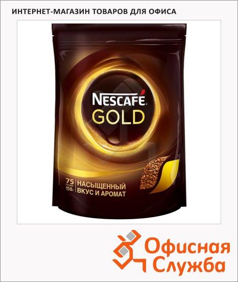 фото: Кофе растворимый Nescafe Gold 150г пакет