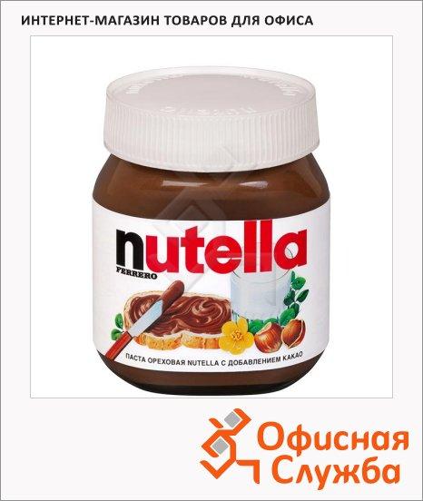 фото: Паста Nutella шоколадная 350г