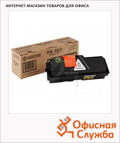 фото: Тонер-картридж Kyocera TK-160 черный