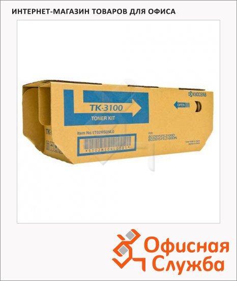 Тонер-картридж Kyocera Mita TK-3100, черный