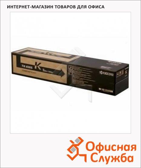 фото: Тонер-картридж Kyocera Mita TK-8305K черный