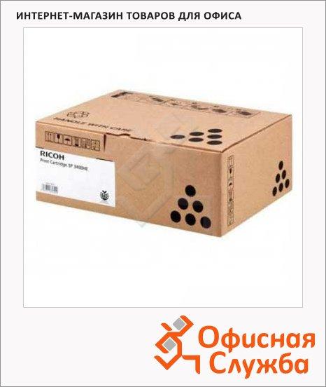 Тонер-картридж Ricoh SP3400HE, черный, (406522)