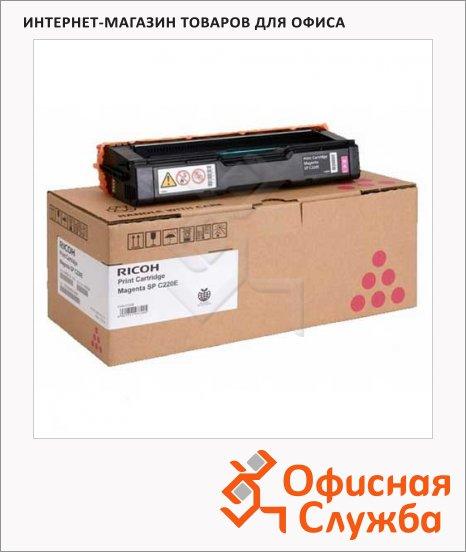Тонер-картридж Ricoh 406054, черный