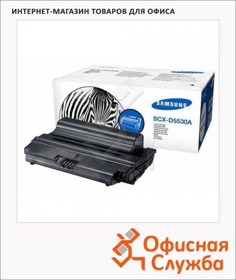 фото: Тонер-картридж Samsung SCX-D5530A черный