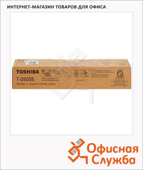 Тонер-картридж Toshiba T-2505E, черный