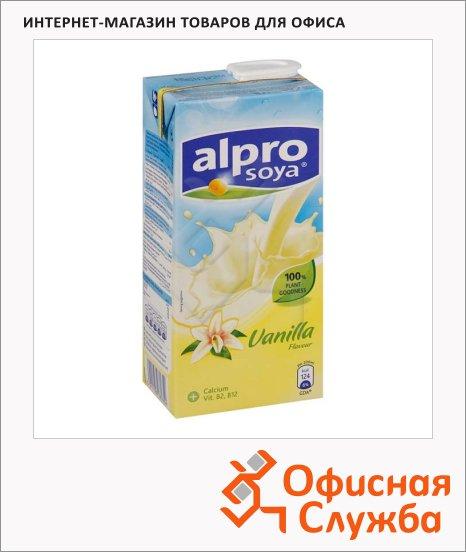 фото: Соевый напиток Alpro 1.8%-2.2% ванильный 1л