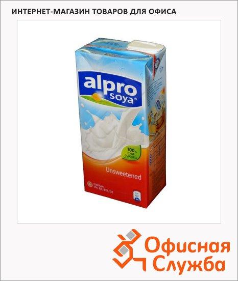 фото: Соевый напиток Alpro 1.8%-2.2% без сахара и соли 1л