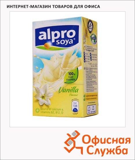 фото: Соевый напиток Alpro 1.8% ванильный 250мл