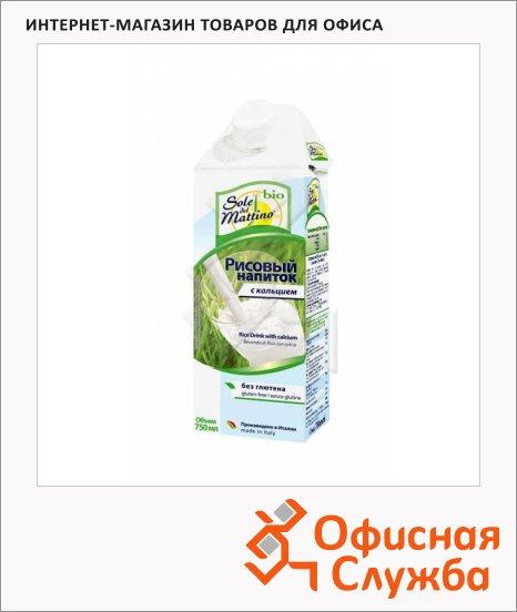 Рисовый напиток Sole Del Mattino 1%-2.4% с кальцием