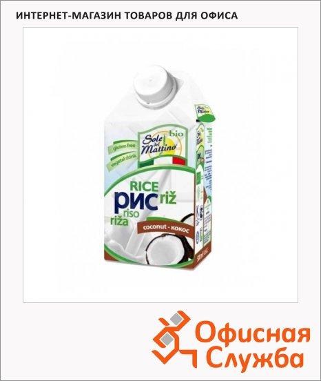 фото: Рисовый напиток 1%-2.4% на зерновом сырье с миндалем 750мл