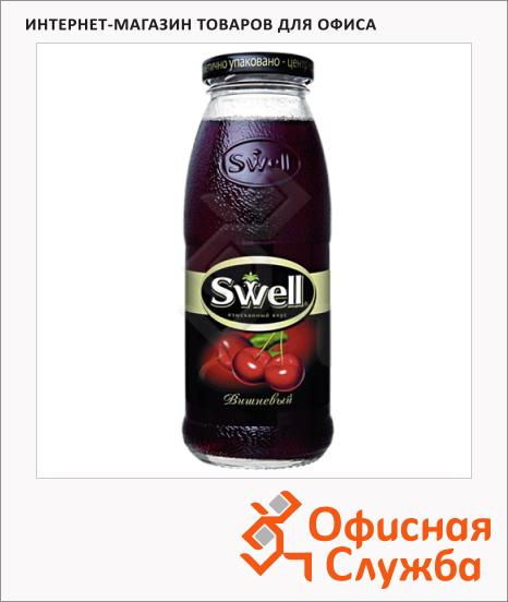 Сок Swell вишня, стекло, 250мл