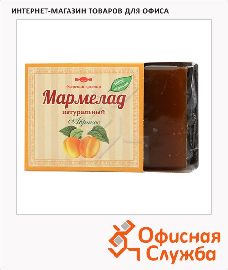 фото: Мармелад абрикос 320г