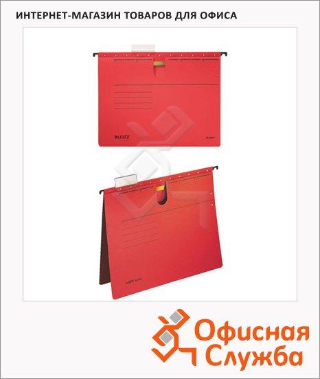 фото: Папка подвесная стандартная А4 Esselte ECO красная