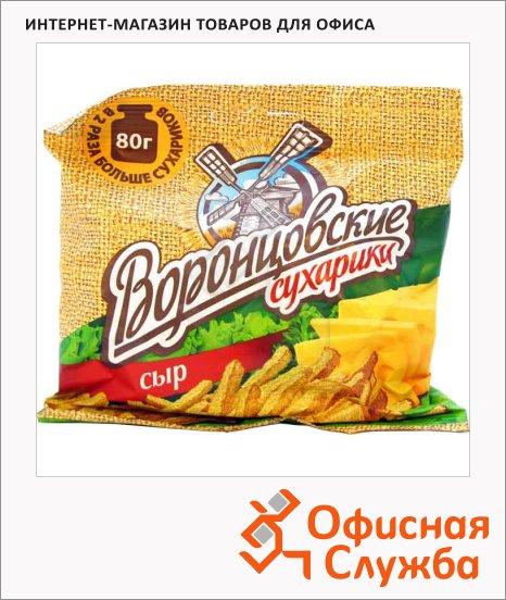 фото: Сухарики Воронцовские ветчина/ cыр 80г