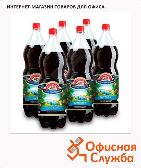 фото: Напиток газированный Черноголовка байкал 2л х 6шт, ПЭТ