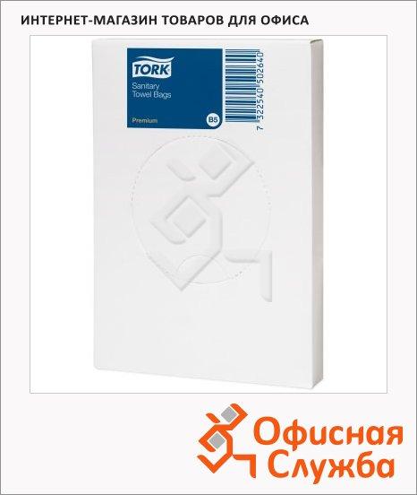 Гигиенические пакеты Tork B5, 204041, п/э, 25шт, белые