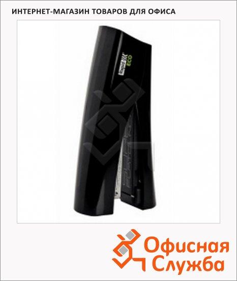 фото: Степлер Rapid Fashion Eco №24/6 26/6, до 25 листов, черный, вертикальный