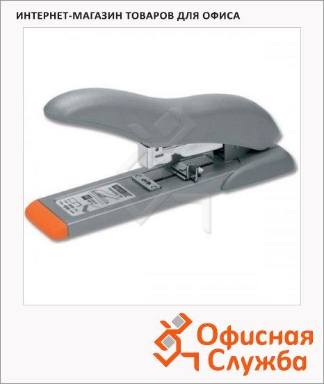 фото: Степлер Rapid Fashion HD70 Heavy Duty 9/8 9/10, 23/8, 23/10, до 70 листов, серебристо-оранжевый