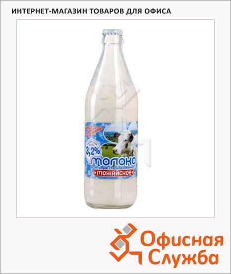 Молоко Можайское 3.2%, 450г, стерилизованное