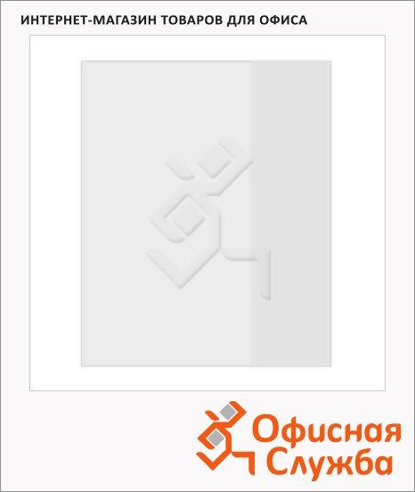 Обложка для учебника 120мкм, 32х62см, прозрачная, 1шт