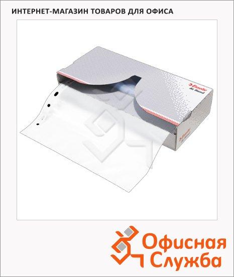 фото: Файл-вкладыш А4 глянцевый 55 мкм, 50 шт/уп