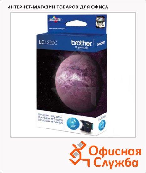 фото: Картридж струйный Brother LC1220M пурпурный