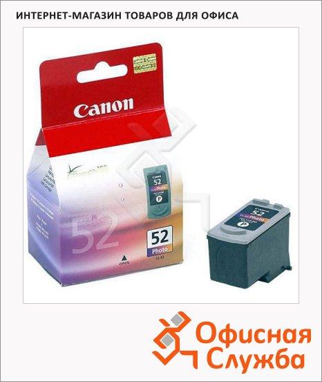 Картридж струйный Canon CL-52, цветной