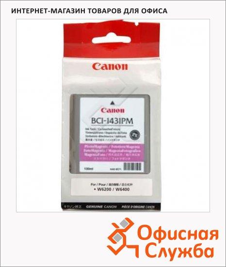 фото: Картридж струйный Canon BCI-1431PM светло-пурпурный