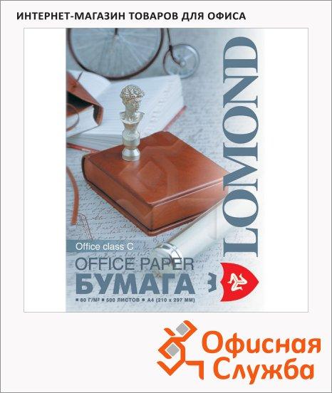 фото: Бумага для принтера Office A4 500 листов, 80г/м2, белизна 150%CIE, для струйной печати, 101005