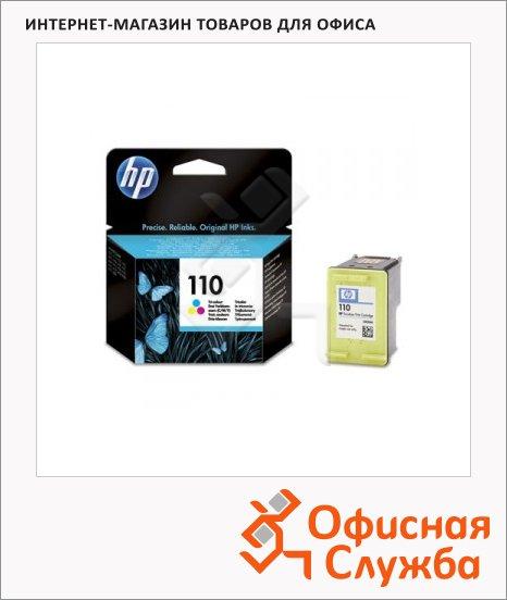 Картридж струйный Hp 110 CB304A, 3 цвета