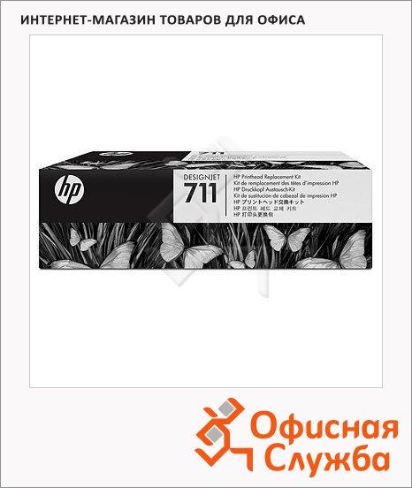 Печатающая головка Hp 711 C1Q10A, черный