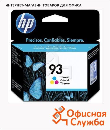 Картридж струйный Hp 136 C9361HE, 3 цвета