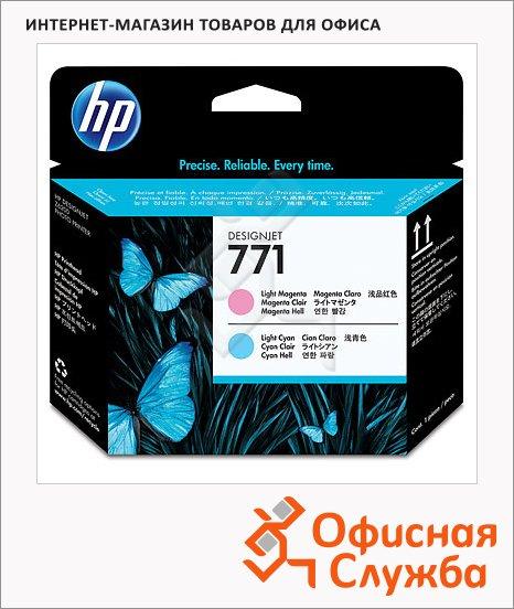 фото: Печатающая головка Hp 771 CE019A светло-пурпурная/светло-голубая