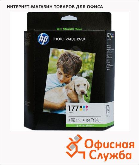 Картридж струйный Hp 177 Q7967HE, трехцветный