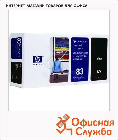 Печатающая головка Hp 83 C4960A, черная