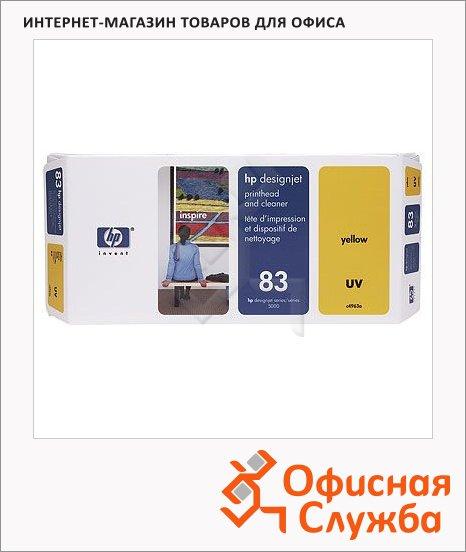 Тонер-картридж Hp C4963A, желтый