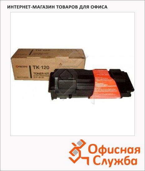 фото: Тонер-картридж Kyocera Mita TK-120 черный