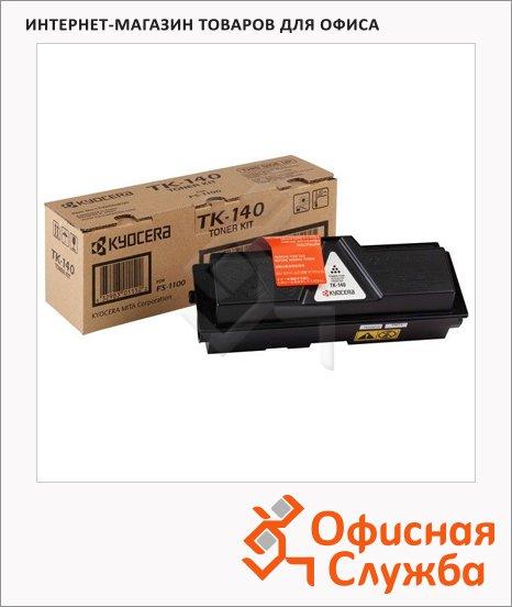 фото: Тонер-картридж Kyocera Mita TK-140 FS-1100 черный
