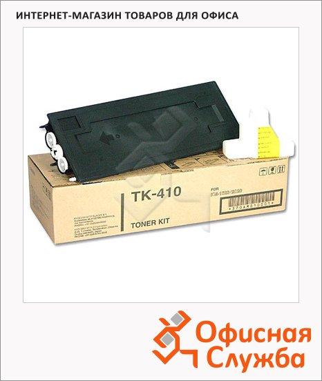 Тонер-картридж Kyocera Mita TK-410, черный