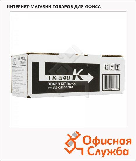 Тонер-картридж Kyocera Mita TK-540K, черный