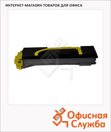 Тонер-картридж Kyocera Mita TK-540Y, желтый