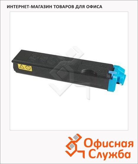 Тонер-картридж Kyocera Mita TK-8600C, голубой