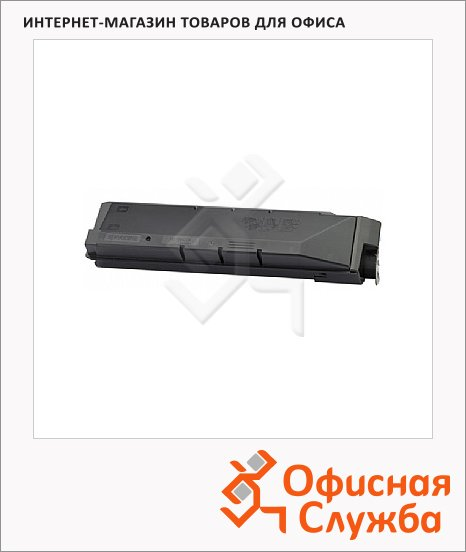 фото: Тонер-картридж Kyocera Mita TK-8600K черный